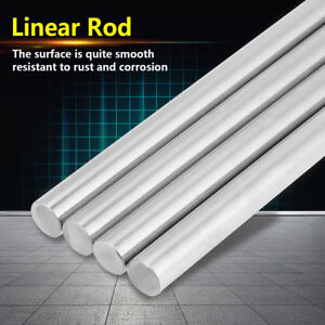 Linearwelle-6mm-12mm-Durchmesser-200-300-400-500mm-Laenge-fuer-lineare-Bewegung-gl