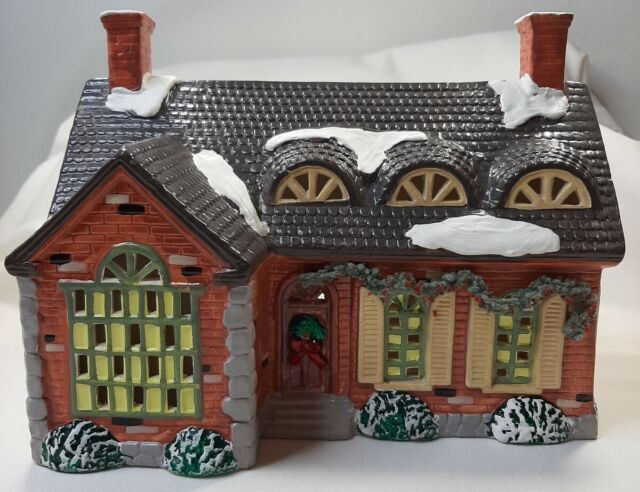 Download Department 56 The Original Snow Village Stonehurst House ...