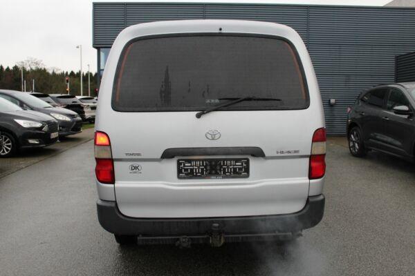 Toyota HiAce 2,5 D-4D 95 kort - billede 4