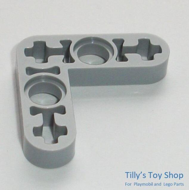 Missing Lego Brick 32056 Tan x 2 Technic Beam 3x3x0.5 Lift Arm Bent 90°