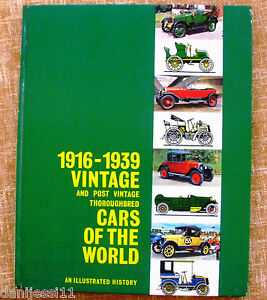1916-1939-vintage-and-post-vintage-thoroughbred-cars-of-the-world-An-illustrated