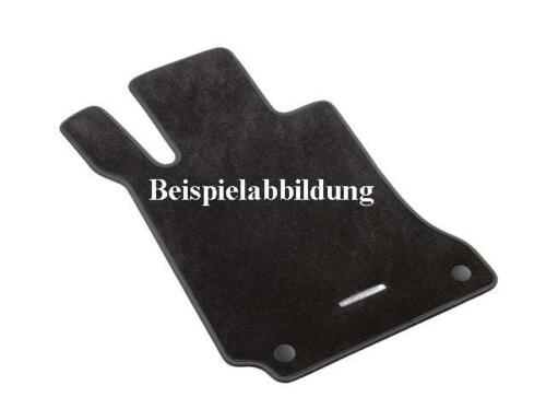 S-Klasse lang V221 Original MB ab 09.2005 Geschenk Fußmatten-Satz Velours