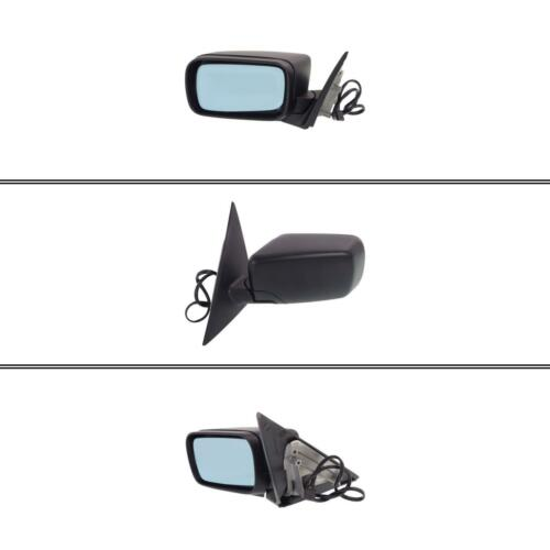 New BM1320117 Driver Side Mirror for BMW 323i 1999-2006