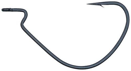 Hayabusa Bulky Stage Muscle Gap 3X-Extra Wide Gap Offset Fishing Hook