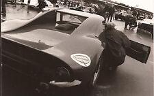 CHEVRON B8 OR B6 JOHN LEPP PHOTOGRAPH 1969 SILVERSTONE INTERNATIONAL MARTINI 1U