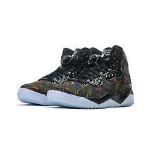 Nike Air Jordan Spike Lee Forty PE BHM SZ 11.5 Black Voltage Retro 836750-045