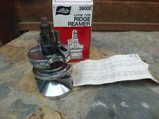 Lisle 38000 Lathe Type Ridge Reamer 3 5 Original Box Vintage With Instructions