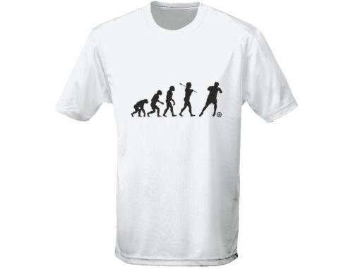 FOOTBALL EVO EVOLUTION Enfants Unisexe T-Shirt 8 Couleurs par swagwear XS-XL