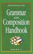 Glencoe Language Arts, Grade 8, Grammar and Composition Handbook (2001, Hardcover)