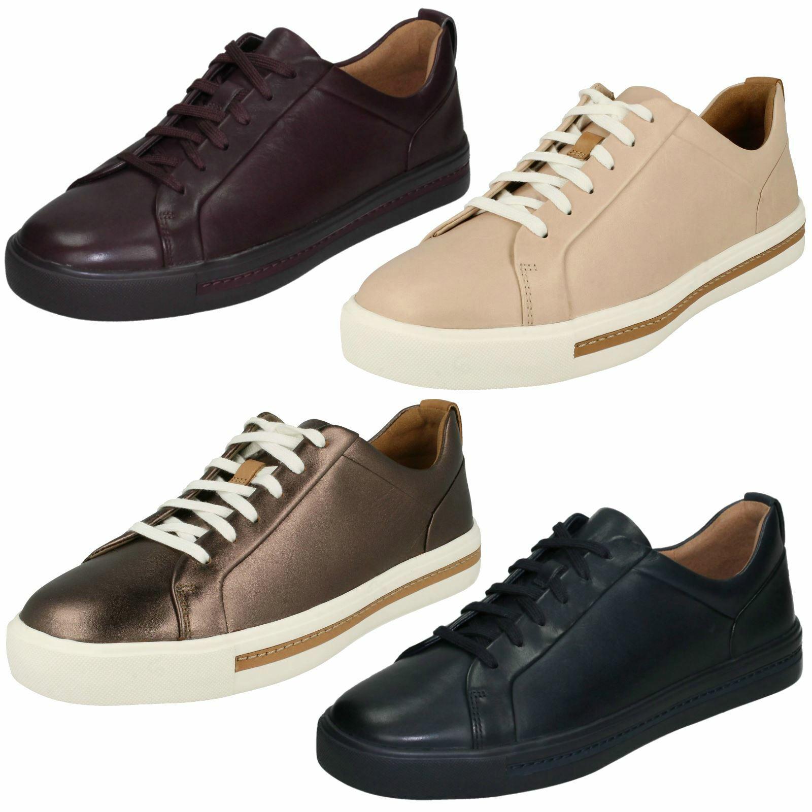 Ladies Clarks Stylish Lace Up shoes Un Maui Lace