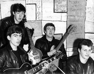 """The Early Beatles 8.5 x 11/"""" Photo Print"""