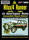 Toyota Hilux / 4 Runner 1979-1997 Diesel Engine (EP.TH4D) by Max Ellery (Paperback, 2003)