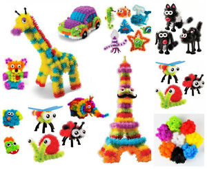 kids bunchems mega pack thorn ball children great birthday gift 48pcs 900pcs ebay. Black Bedroom Furniture Sets. Home Design Ideas