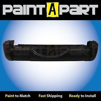 Rear Bumper Cover For 2002-2007 Jeep Liberty Primed