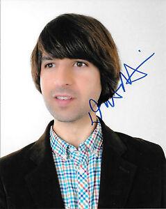 GFA Stand-up Comedian DEMETRI MARTIN Signed 8x10 Photo D8 COA