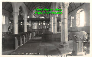 R387787 St. Buryan Ch. A. H. Hawke. Postcard