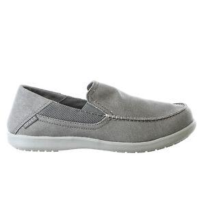 c7ab6e0dcf2336 Crocs Santa Cruz 2 Luxe Fashion Sneaker Slip On Loafer Shoe - Mens ...