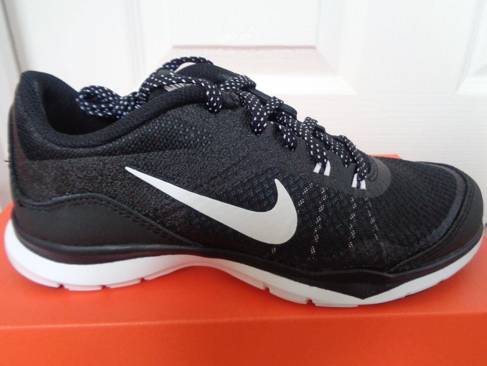 Nike Flex Trainer 5 Zapatillas para mujer 724858 001 nos 5.5 Nuevo + Caja