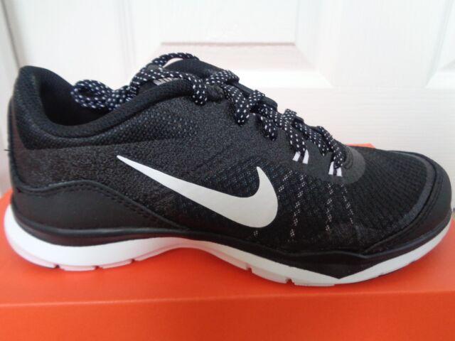 Nike Flex trainer 5 womens trainers shoes 724858 001 uk 3 eu 36 us 5.5 NEW ca0b190d6771