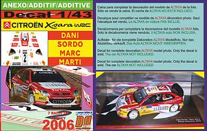 ANEXO-DECAL-1-43-CITROEN-XSARA-WRC-DANI-SORDO-R-TURKEY-2006-4th-01