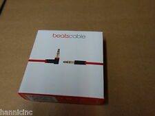Beats by Dr. Dre Red Audio Cable - MHE12G/A