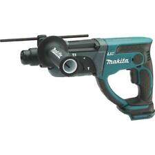 Makita Xrh03z 18v Lxt Lithium Ion Cordless 78 In Sds Plus Rotary Hammer To