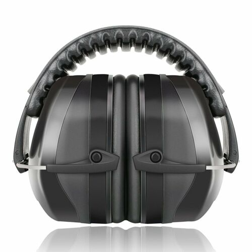 Foldable Ear Sound Noise Protection Shooting Gun Range Hearing Safety USA