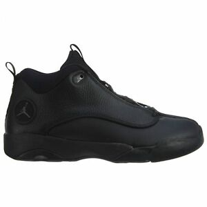 6c183400ffed7c Jordan Jumpman Pro Quick Mens 932687-011 Black Grey Basketball Shoes ...