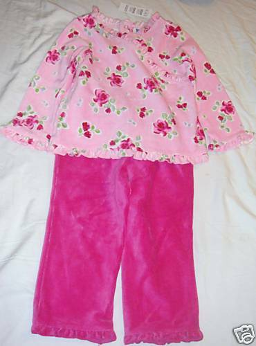 CHILDRENS PLACE GIRLS SIZE 18 months 2 PIECE OUTFIT NEW