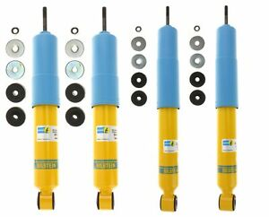 Bilstein B6 4600 Front and Rear Shock Absorber Kit for Mitsubishi Montero 92-99