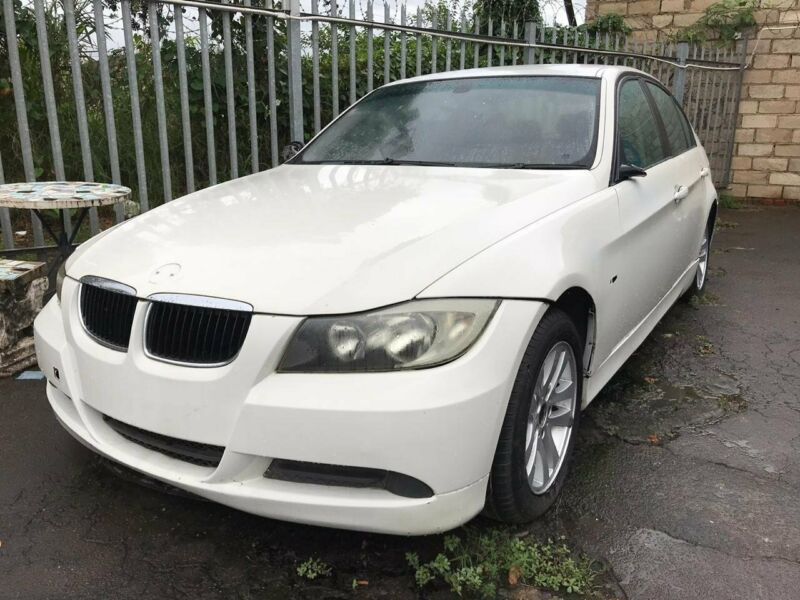 2007 BMW 320i e90 Manual NOW STRIPPING FOR SPARES