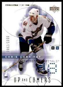 2001-02-UD-Challenge-for-the-Cup-Chris-Corrinet-1000-135