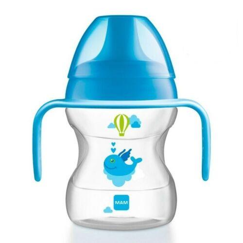 colori assortiti MAM Tazza Learn to Drink 190 ml