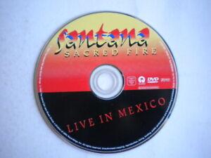 Santana-Sacred-fire-Live-in-Mexico-DVD-1993-pop-rock-latin-folk-Samba-Europa