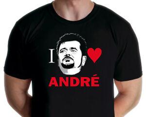 Andre Hazes - I Love Andre T-shirt (Jarod Art Design)
