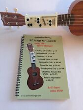 Ukulele Chord Changer and Songbook by Troubadour Music