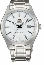 Orient Champion FER2C007W0 White Dial Stainless Steel Men's Watch