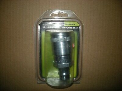 Hydraulic Adapter Apache 39040720 FFE4914//6 Male x 1//2 ISO