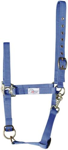 Harry/'s Horse Nylonhalfter Halfter 3fach verstellbar div Farben Größen