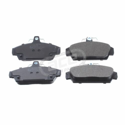 Rover 100 Series Convertible 1995-7//1997 1.4 Front Brake Pads Set W115-H60-T17.8