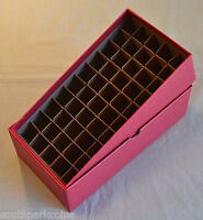 Cent Roll Storage Box - Red (guardhouse)-
