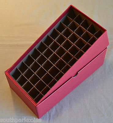 CENT ROLL STORAGE BOX - NEW Guardhouse EACH BOX CAN HOLD UP TO 50 ROLLS