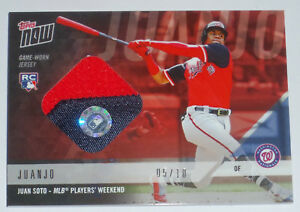 b6954122b Image is loading JUAN-SOTO-2018-TOPPS-NOW-GAME-USED-NATIONALS-