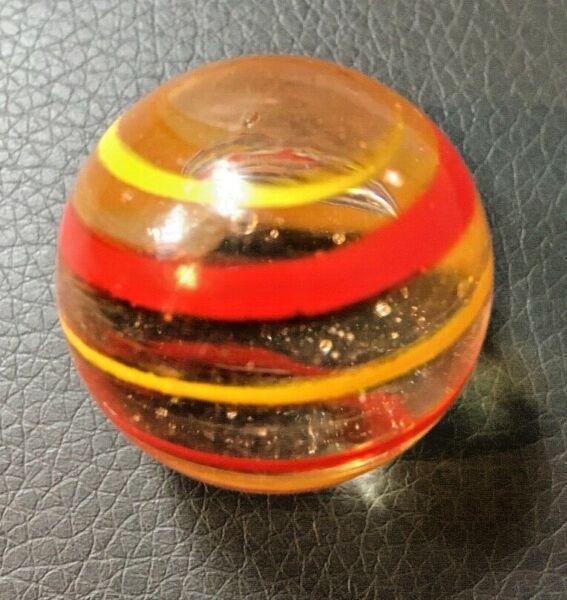 100% QualitäT Alte Glas Murmel Abriss Glasmurmel Spielzeug Glaskunst Xxl Ca. 3 Cm Spezieller Sommer Sale