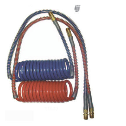 """POWER PRODUCTS 15/'coiled Air Line Set With 40/"""" Leads 11040"""