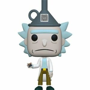 Rick and Morty Rick with Funnel Hat US Pop! Vinyl