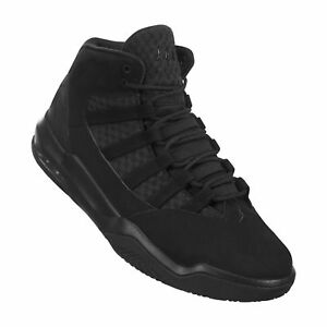 921b2f17dd9af8 Men s Air Jordan Max Aura Basketball Shoes Black Black Sizes 8-12 ...