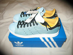 NEW ADIDAS STAN SMITH PRIMEKNIT UK 7.5 US 8 M17158 ALL SIZE