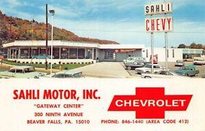 Beaver Falls PA Shahli Motor Co. Chevrolet Dealership ...