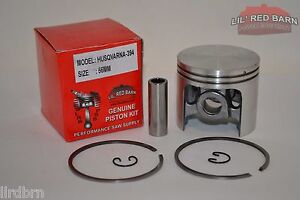 HUSQVARNA-394-PISTON-ASSEMBLY-PART-503460202-56MM-NEW